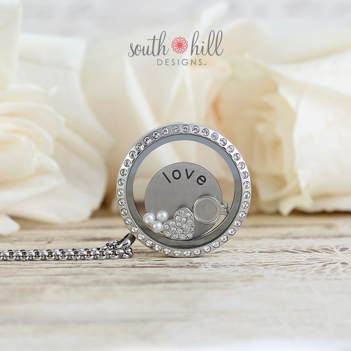 South Hill Designs June Locket of the Month