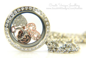 South Hill Designs - Mixed Metals of Silver and Rose Gold
