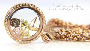 South Hill Designs - Real Life Locket!