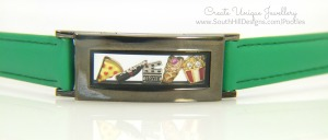 South Hill Designs & Stampin' Up! Sunday Boxed Bracelets Green