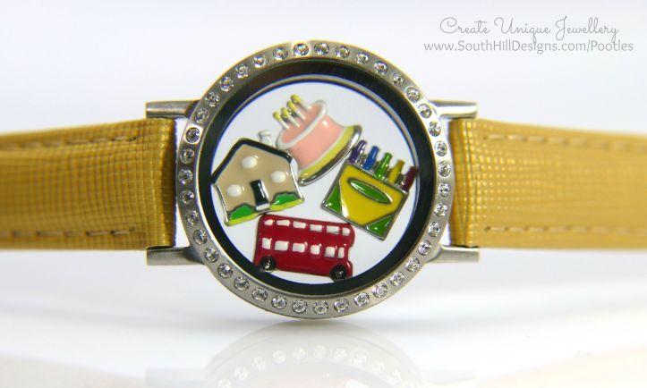 South Hill Designs - Round Bracelet Cuteness