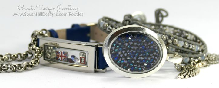 South Hill Designs - Silver Oval, Blue Bracelet and More!