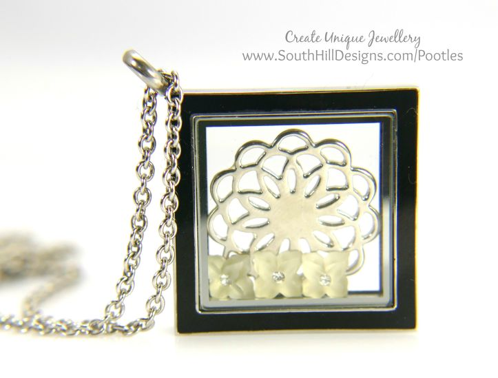 South Hill Designs & Stampin' Up! Sunday Diamond Lockets + Joining Reminder!