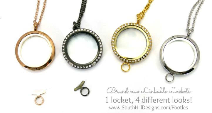 South Hill Designs & Stampin' Up! Sunday Joining Offer, Linkable Lockets and Kites!!