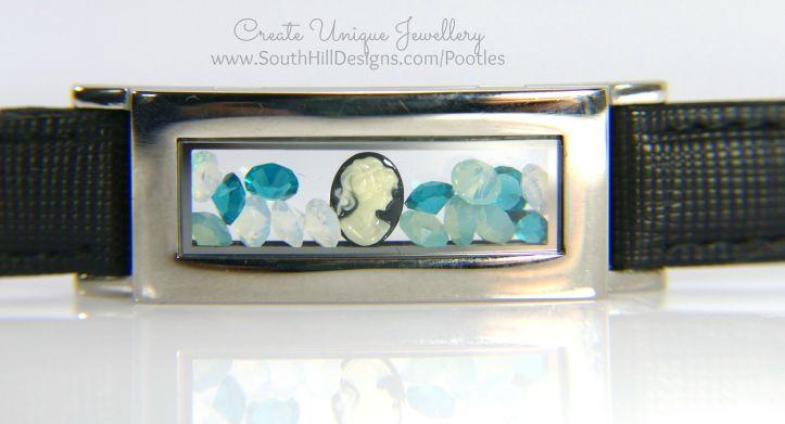 South Hill Designs - Cameo Locket Bracelet