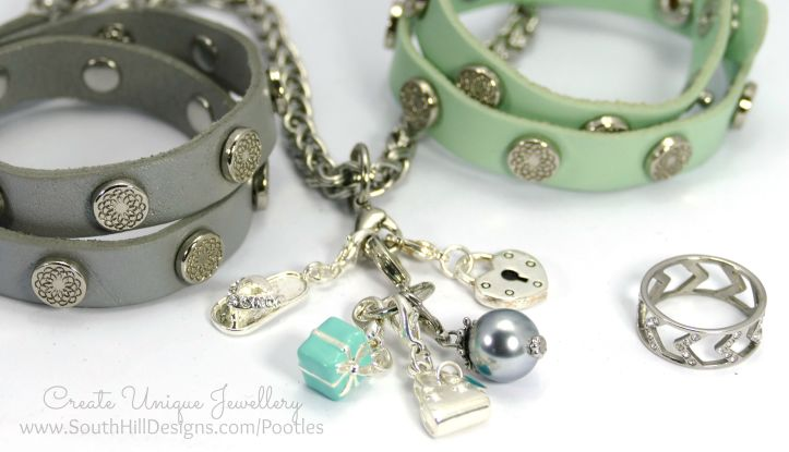 South Hill Designs - Droplets Showcase