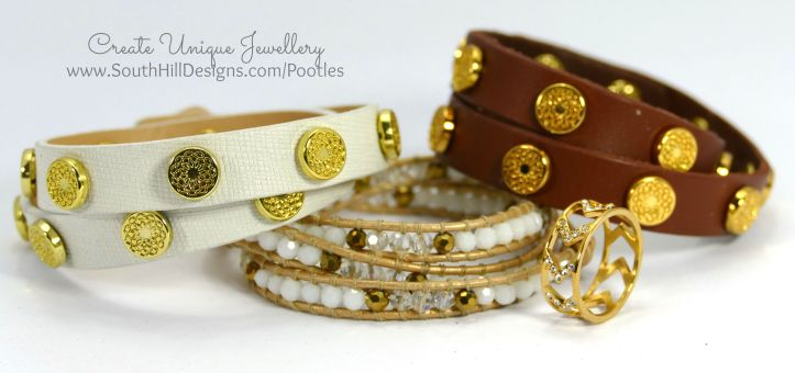 South Hill Designs - Wrists, Wraps and Rings!