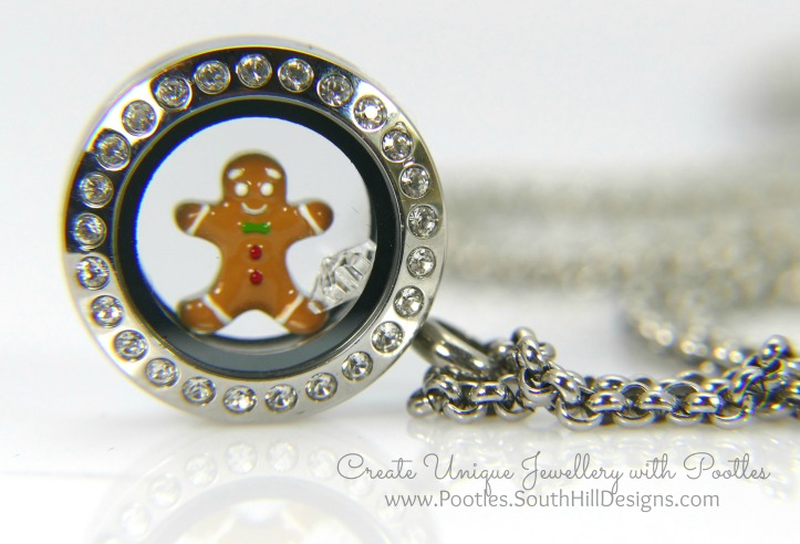South Hill Designs - Gingerbread Man, Too Cute!