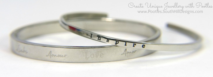 South Hill Designs, Love Bangle and Cuff