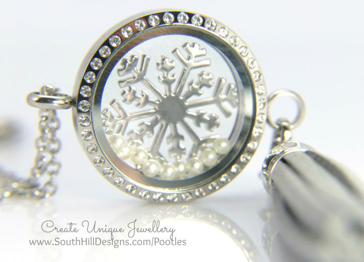 South Hill Designs - Simple Snowflake
