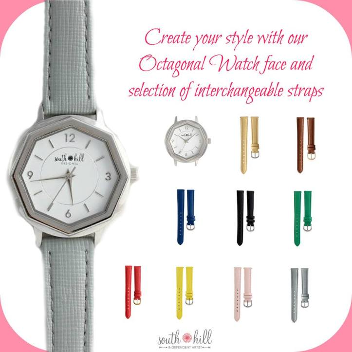 south hill designs watch and straps
