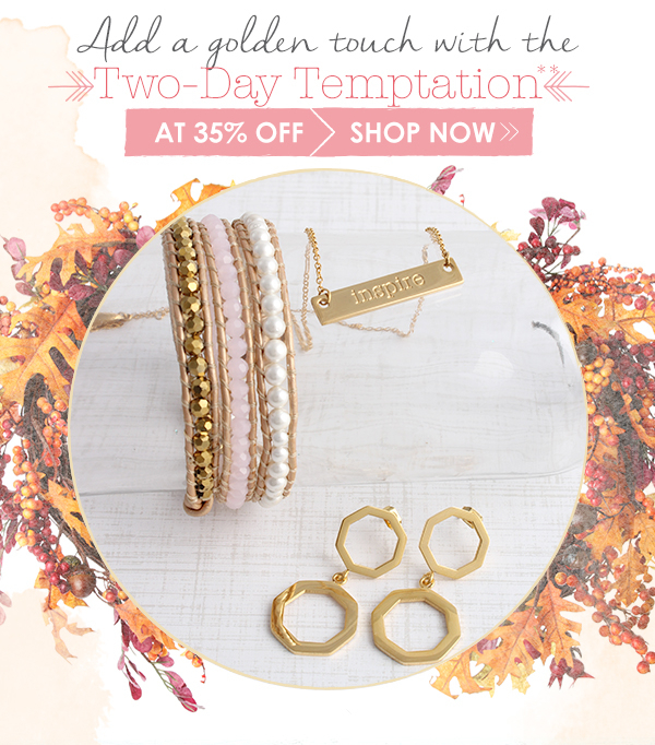 two day temptation October