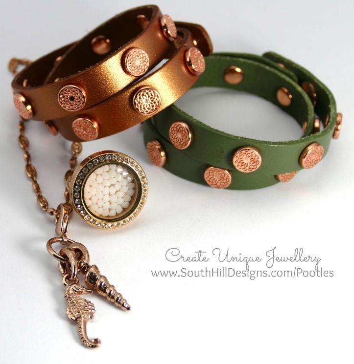South Hill Designs - Rose Gold. So Pretty!