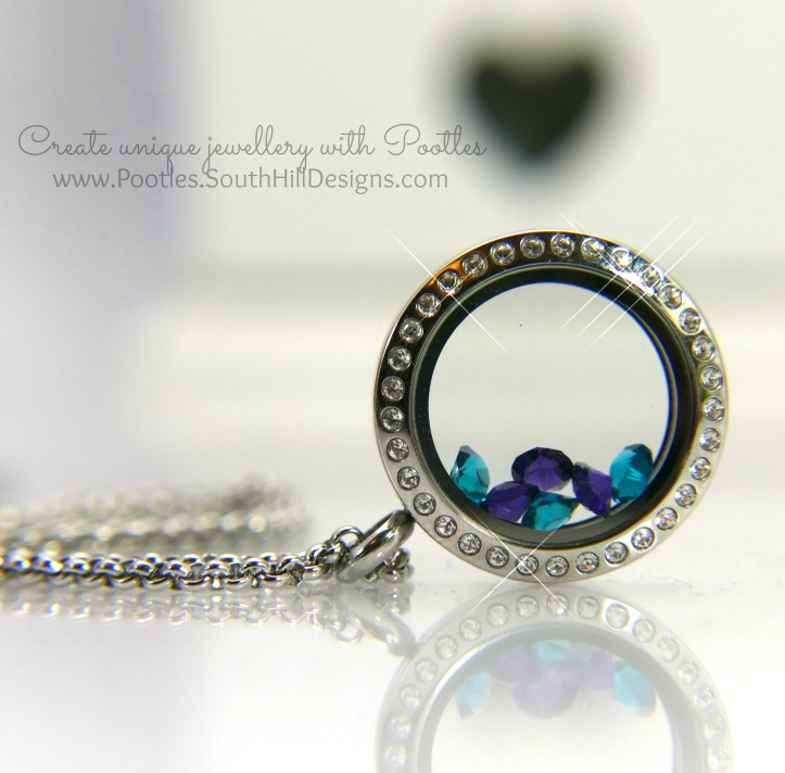 South Hill Designs - Purples and Blues